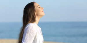 Técnicas de relajación: la respiración